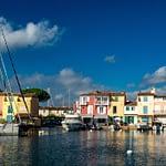 Cote d'Azur Port Grimaud