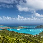 Karibik Virgin Gorda