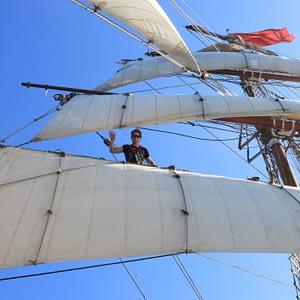 Bark Europa Sailtraining