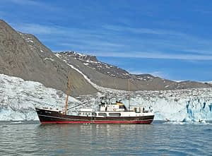 Cape Race vor Gletscher